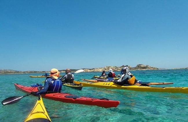 Kayak Cagliari