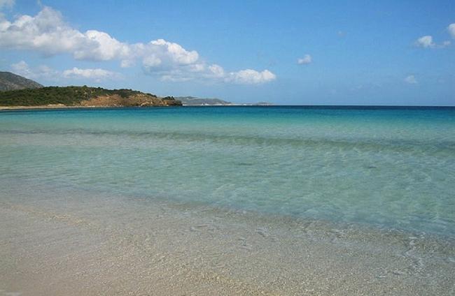 Spiaggia_di sabbia_Mari_Pintau