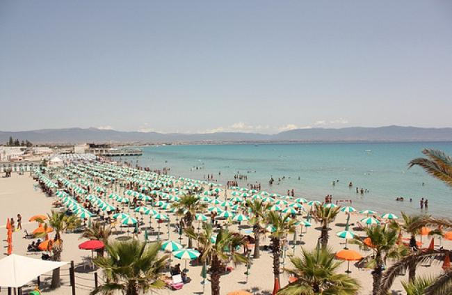 Strand_Cagliari